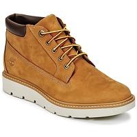 Sapatos Mulher Botas baixas Timberland KENNISTON NELLIE Bege