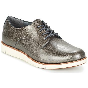 Sapatos Mulher Sapatos Timberland LAKEVILLE OX Prata