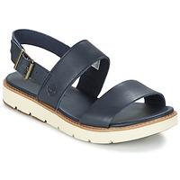 Sapatos Mulher Sandálias Timberland BAILEY PARK SLINGBACK Marinho