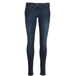 Textil Mulher Calças de ganga slim Fornarina EVA 78 Azul
