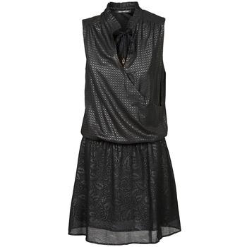 Textil Mulher Vestidos curtos Fornarina ELODIE Preto