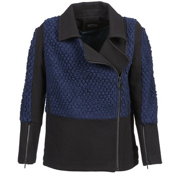 Textil Mulher Jaquetas Eleven Paris FLEITZ Preto / Azul