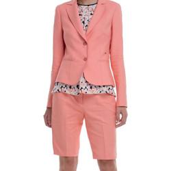 Textil Mulher Shorts / Bermudas Kocca Calções Ildek Rosa