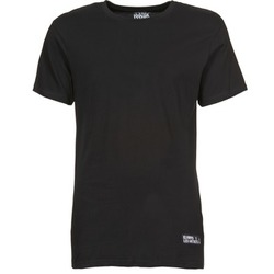 Textil Homem T-Shirt mangas curtas Eleven Paris HALIF Preto