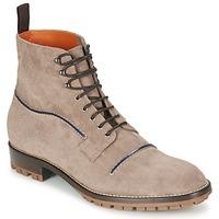 Sapatos Homem Botas baixas Etro E174 Toupeira