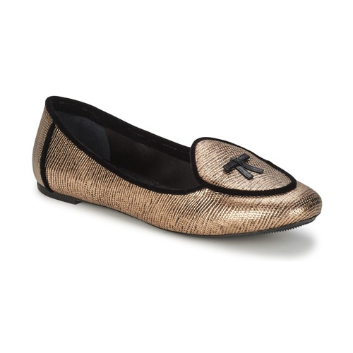 Sapatos Mulher Sabrinas Etro 3078 Dourado