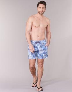 Textil Homem Fatos e shorts de banho Napapijri VAIL Azul