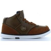 Sapatos Rapaz Sapatilhas de cano-alto No Nukes B169750-B4920 Marrón