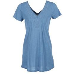 Textil Mulher Vestidos curtos Roxy DUSTIN Azul