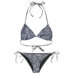 Textil Mulher Biquíni Roxy DOLTY Preto / Branco