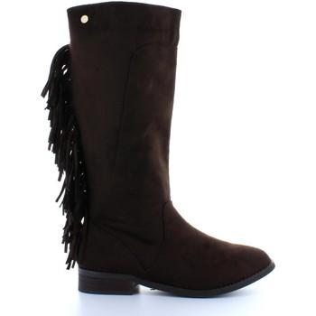 Sapatos Mulher Botas Xti 28836 Marrón