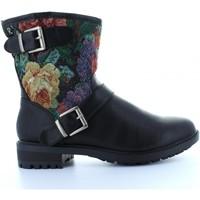 Sapatos Mulher Botas Refresh 61188 Negro