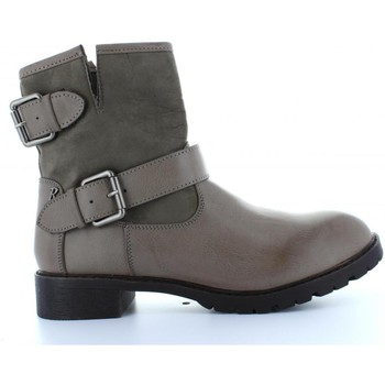 Sapatos Mulher Botins Refresh 61416 Beige