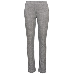 Textil Mulher Calças finas / Sarouels Majestic 2908 Cinza