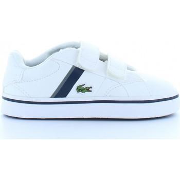 Sapatos Criança Sapatilhas Lacoste 32SPI0110 FAIRLEAD Blanco
