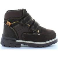 Sapatos Criança Botas baixas Happy Bee B169634-B1758 Marrón