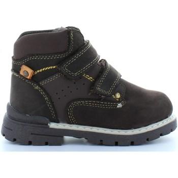 Sapatos Criança Botas baixas Happy Bee B169634-B1758 Marr?n