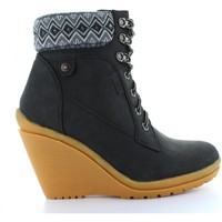 Sapatos Mulher Botins Refresh 61500 Negro
