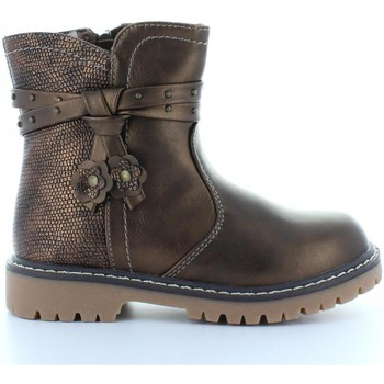 Sapatos Rapariga Botas baixas Happy Bee B169120-B2512 Marrón