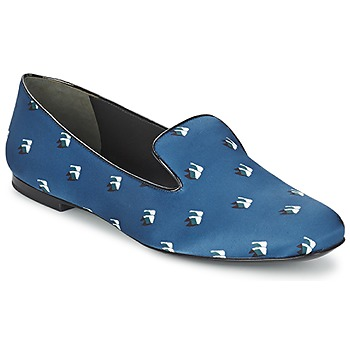 Sapatos Mulher Sabrinas Kenzo 2SL110 Azul / Marinho