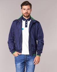 Textil Homem Jaquetas U.S Polo Assn. SHARK Marinho