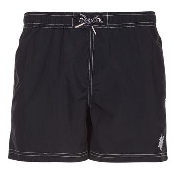 Textil Homem Fatos e shorts de banho U.S Polo Assn. USPA SWIM TRUNK MED Preto