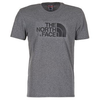 Textil Homem T-Shirt mangas curtas The North Face EASY TEE Cinza