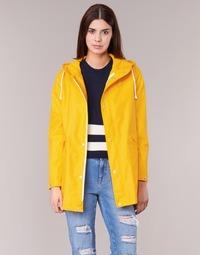 Textil Mulher Parkas Loreak Mendian BUSTI Amarelo