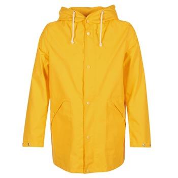 Textil Mulher Casacos Loreak Mendian BUSTI Amarelo
