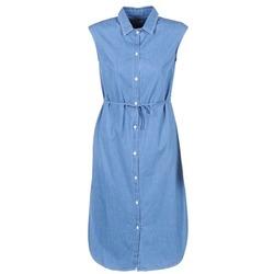Textil Mulher Vestidos compridos Loreak Mendian BAT ARKANSAS Azul