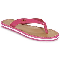 Sapatos Mulher Chinelos Ralph Lauren RYANNE SANDALS CASUAL Rosa