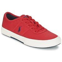 Sapatos Homem Sapatilhas Ralph Lauren TYRIAN Vermelho