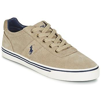 Sapatos Homem Sapatilhas Ralph Lauren HANFORD Toupeira