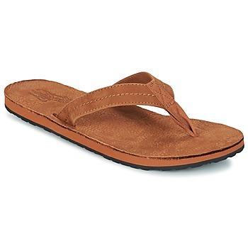 Sapatos Homem Chinelos Ralph Lauren EDGEMONT Castanho
