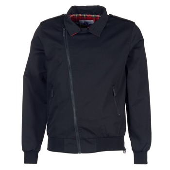 Textil Homem Jaquetas Harrington HARRINGTON ELVIS Preto