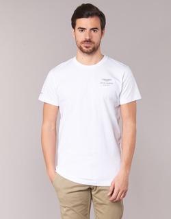 Textil Homem T-Shirt mangas curtas Hackett VEZINO Branco