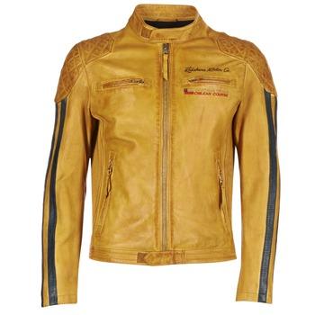 Textil Homem Casacos de couro/imitação couro Redskins RIVAS Amarelo
