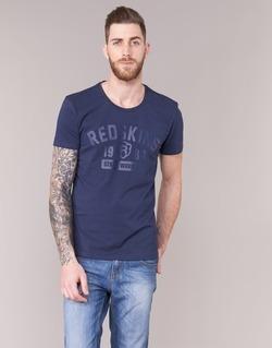 Textil Homem T-Shirt mangas curtas Redskins BALLTRAP 2 Marinho
