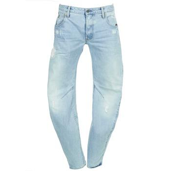 Textil Homem Calças Jeans G-Star Raw ARC 3D Ganga