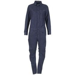 Textil Mulher Macacões/ Jardineiras G-Star Raw STALT 3D Azul