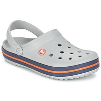 Sapatos Tamancos Crocs CROCBAND Cinza