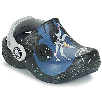 Sapatos Rapaz Tamancos Crocs Crocs Funlab STarwars Clog Marinho