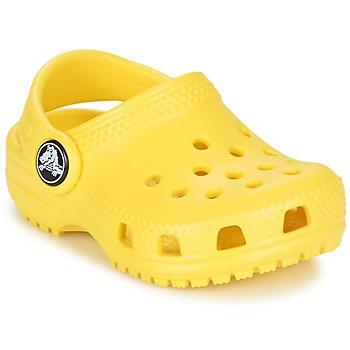 Sapatos Criança Tamancos Crocs Classic Clog Kids Limão