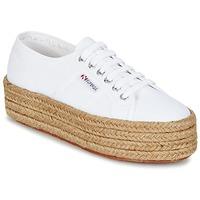 Sapatos Mulher Sapatilhas Superga 2790 COTROPE W Branco