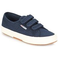 Sapatos Mulher Sapatilhas Superga 2750 COT3 VEL U Marinho