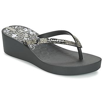 Sapatos Mulher Chinelos Ipanema ART DECO III Preto