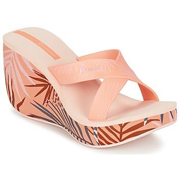 Sapatos Mulher Chinelos Ipanema LIPSTICK STRAPS III Laranja