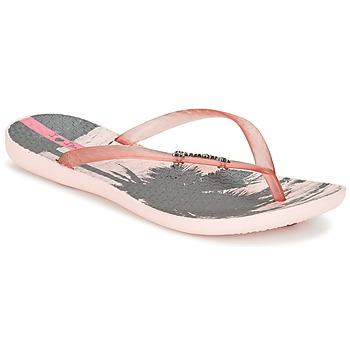 Sapatos Mulher Chinelos Ipanema WAVE TROPICAL Rosa