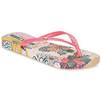 Sapatos Mulher Chinelos Ipanema I LOVE TRIBAL Rosa