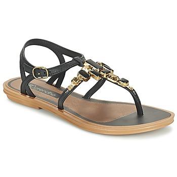 Sapatos Mulher Sandálias Grendha REALCE SANDAL Preto